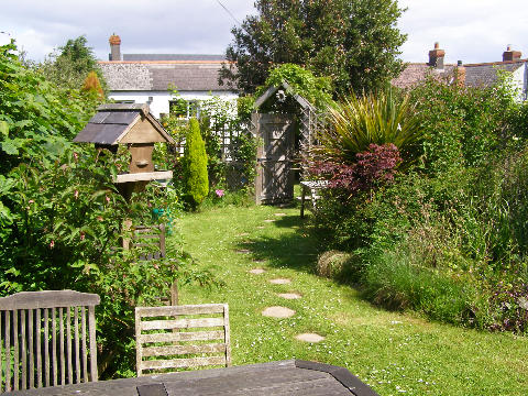 Wagtails Garden